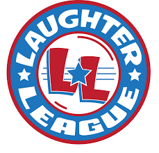 Laughter League Slappy and Monday's Foundation for Laughter