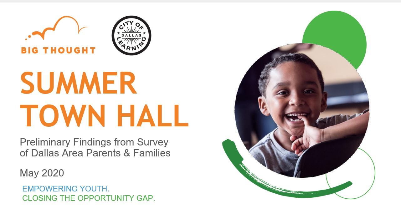 Summer Town Hall Presentation Deck